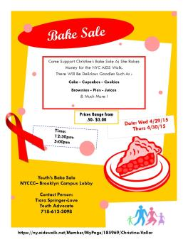 CHRISTINE VALLAR'S BAKE SALE FLYER jpeg